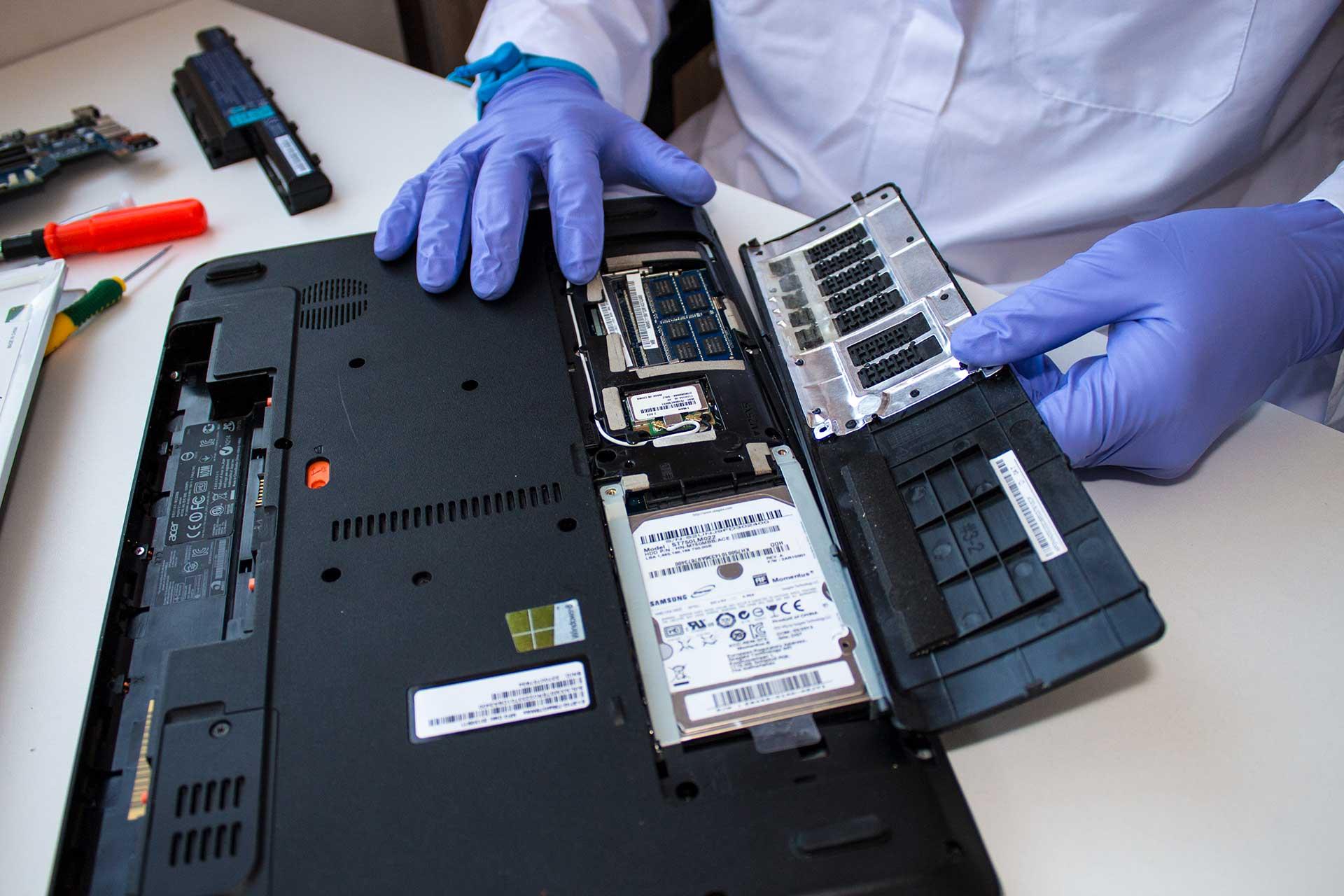 Telefoon en laptop reparatie Reparaties bij Schermkapot.nl