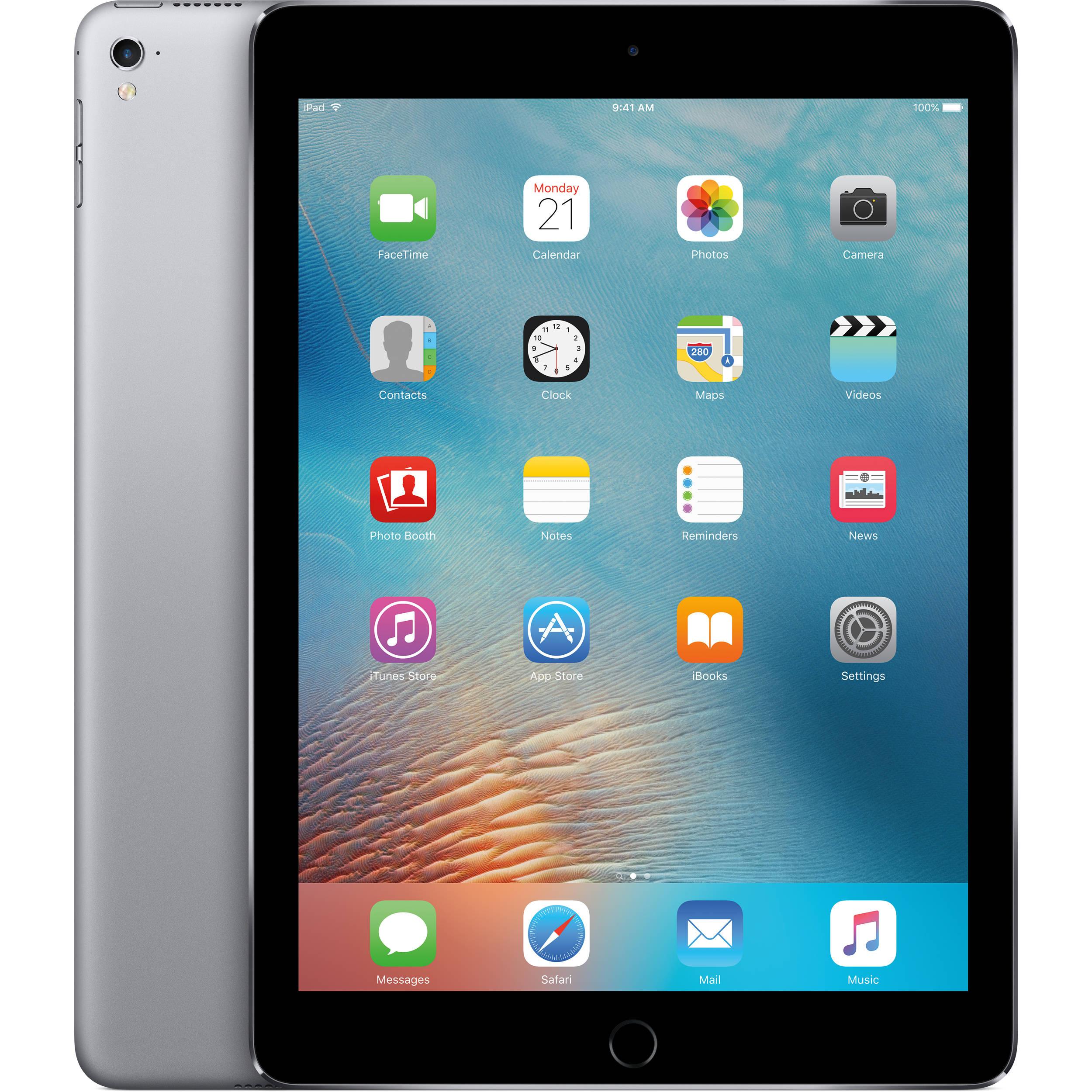 iPad Pro 9.7 inch 2015 reparaties schermkapot.nl