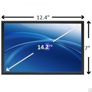Laptop Beeldschermen 14.2 inch