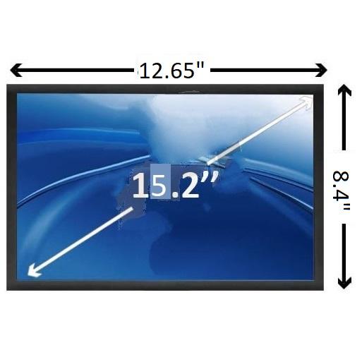 Laptop Beeldschermen 15.2 inch