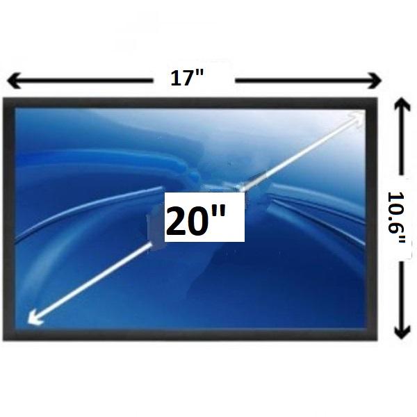 Laptop Beeldschermen 20.0 inch