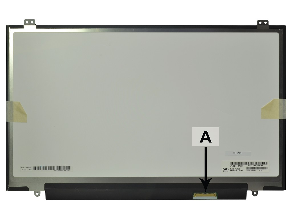 Laptop scherm 00HN826 14.2 inch LED Glossy