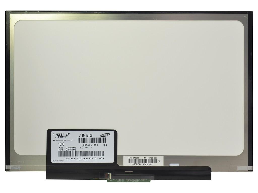Laptop scherm 04W0433 14.1 inch LED Mat