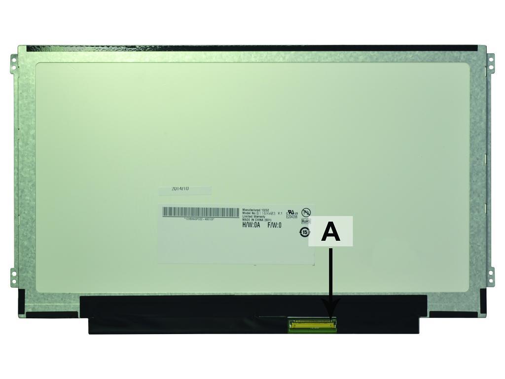Laptop scherm 04W1594 11.6 inch LED Mat