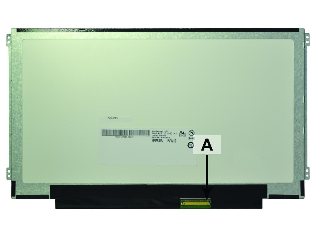 Laptop scherm 04X1112 11.6 inch LED Mat