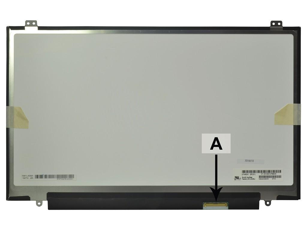 Laptop scherm 04X3923 14.2 inch LED Glossy