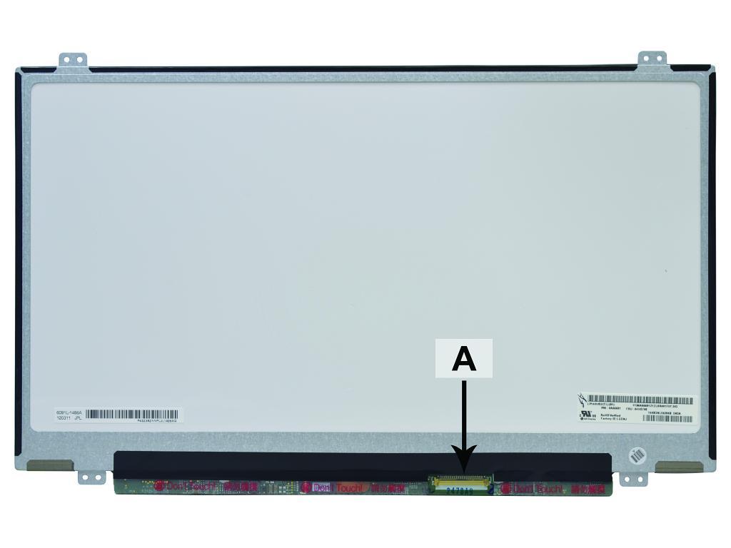 Laptop scherm 0C00308 14.0 inch LED Mat