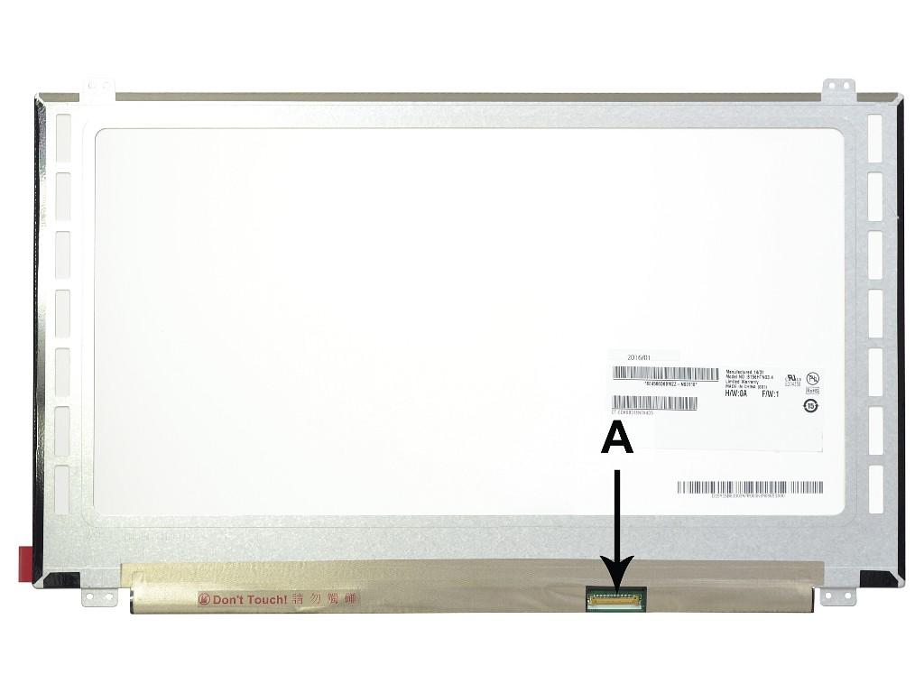 Laptop scherm 18201584 15.6 inch LED Mat