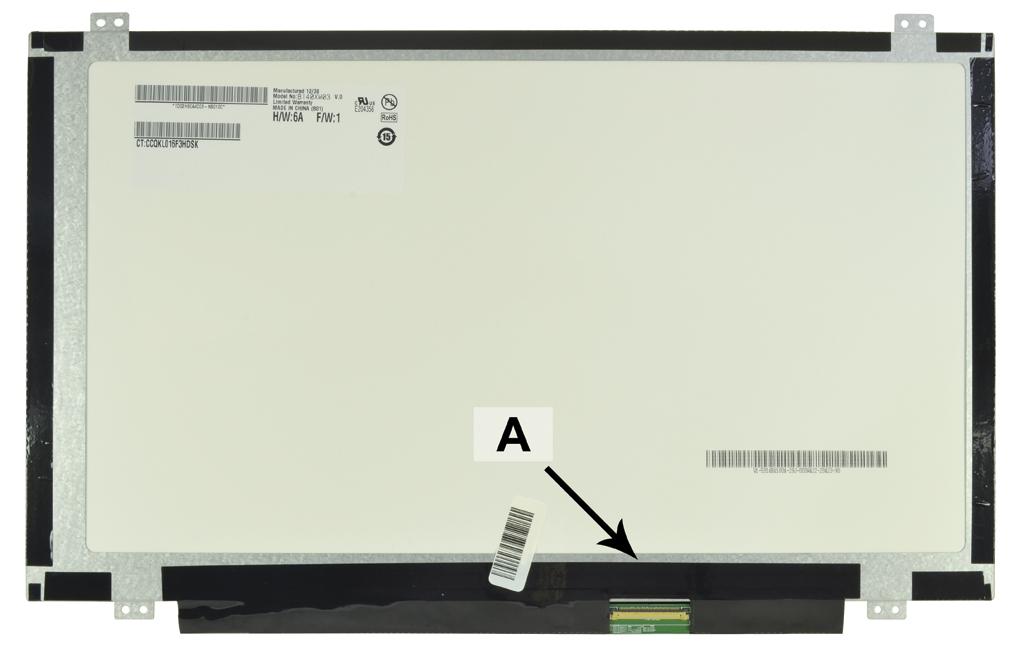 Laptop scherm N140BGE-L42 14.0 inch LED Glossy